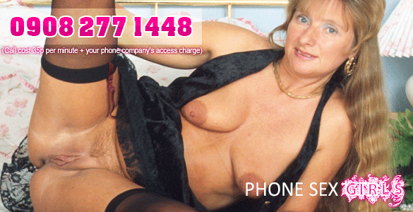 Mature Phone Sex Chat